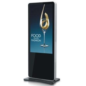 LM42-FSB floor Standing LCD Digital Signage