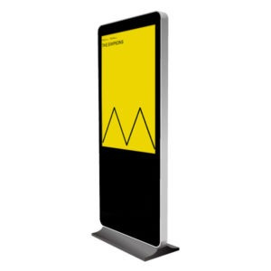 Standing 46inch LCD Digital Signage Display