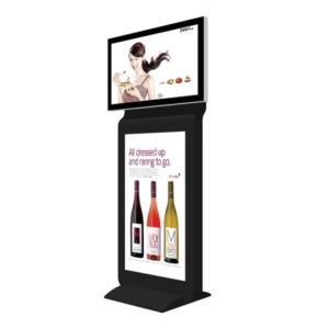 Dual-screen LCD Digital Signage LM42-FSD