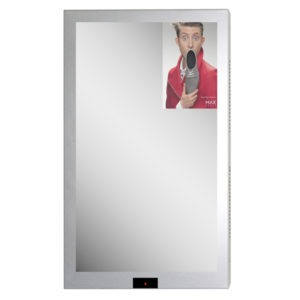 Bathroom 22inch LCD Display Mirror
